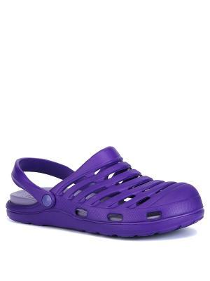 Сабо all.go. Цвет: фиолетовый