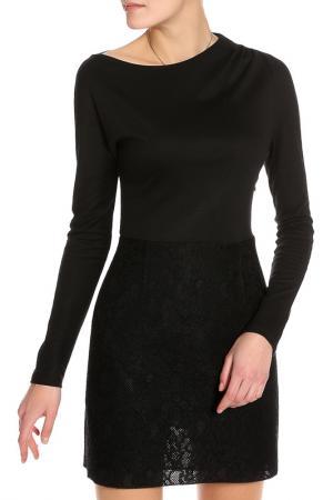 Элегантное платье Liu Jo. Цвет: черный