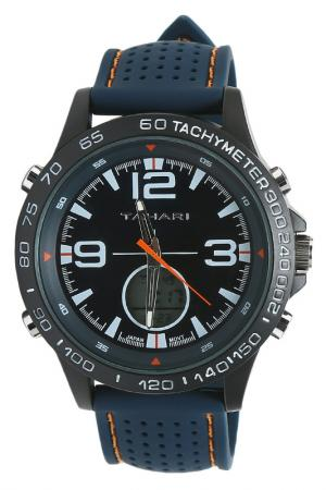 Часы TAHARI. Цвет: navy, black