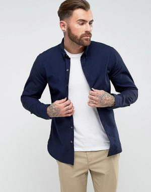 Levis Джинсовая рубашка Pacific. Цвет: темно-синий