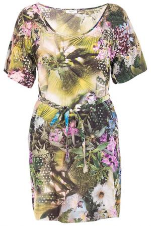 Платье Paul Smith. Цвет: цветы