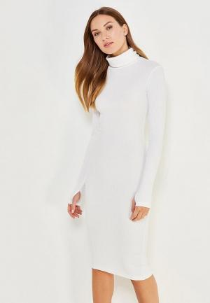 Платье TrendyAngel. Цвет: белый