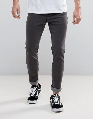 Systvm Серые джинсы скинни. Цвет: серый