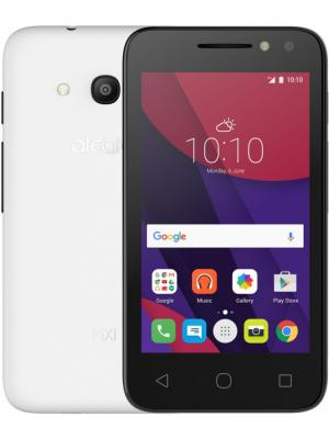 Смартфон  PIXI 4 (4.0) Pure White R-B Alcatel. Цвет: белый