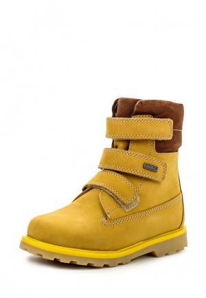 Ботинки Bartek. Цвет: оранжевый