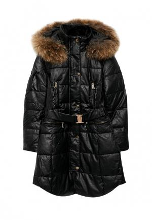 Куртка утепленная Jan Steen. Цвет: черный