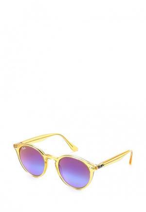 Очки солнцезащитные Ray-Ban®. Цвет: желтый