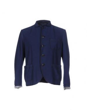 Пиджак PAOLONI. Цвет: синий