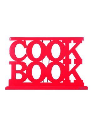 Подставка для книги/планшета George Contento. Цвет: красный