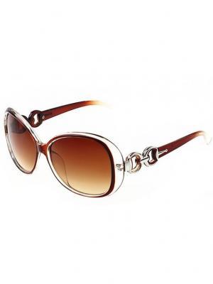 Солнцезащитные очки Leya.. Цвет: коричневый, черный