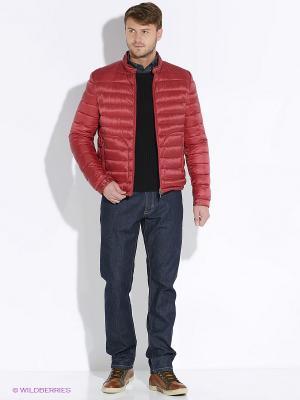 Куртка Eden Park. Цвет: малиновый