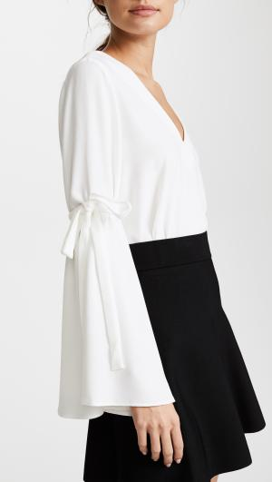 Quentin Bell Sleeve Top WAYF