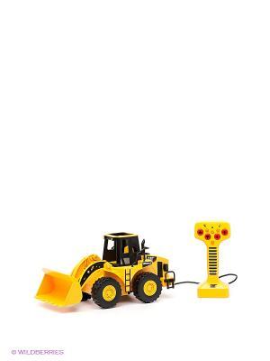 Машина Строительная техника TOYSTATE. Цвет: черный, желтый