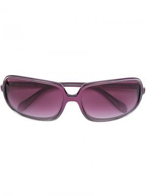 Солнцезащитные очки Anisette Oliver Peoples. Цвет: розовый и фиолетовый