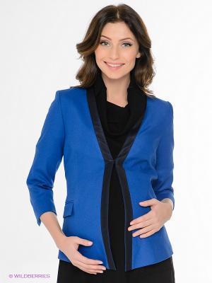 Жакет Isabella Oliver. Цвет: синий, черный