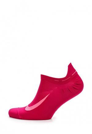 Носки Nike. Цвет: фуксия