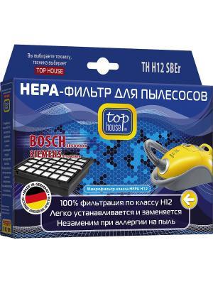 Top house TH H12SBEr HEPA-фильтр SIEMENS Dynapower: VS08G... серия Dynapower, BOSCH Ergomaxx. Цвет: синий