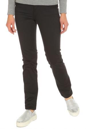 Зауженные брюки с застежкой на молнию Gaudi. Цвет: 2001 черный