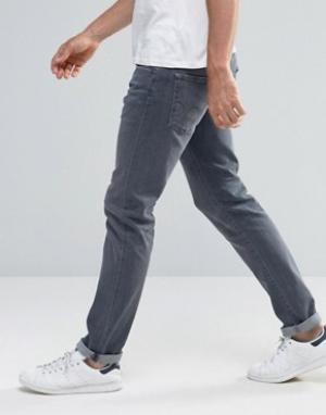 Edwin Суженные джинсы ED-55. Цвет: серый
