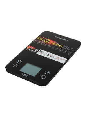 Весы кухонные RS-741S REDMOND. Цвет: черный