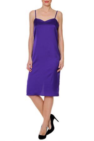 Платье Disetta. Цвет: синий