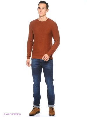 Джемпер Baon. Цвет: оранжевый