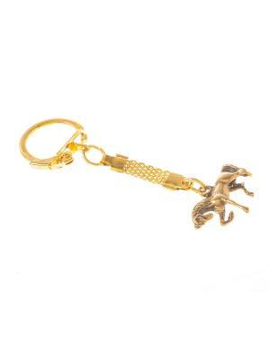 Брелок Лошадь Aztek. Цвет: бронзовый, светло-оранжевый, желтый, коричневый