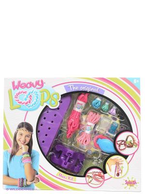 Набор 4 в 1 Splash Toys. Цвет: белый, голубой, зеленый, розовый
