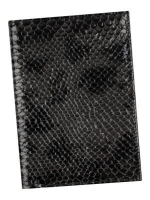 Обложка для авто/д Franchesco Mariscotti. Цвет: серый