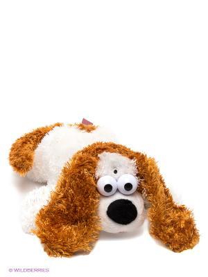 Смеющаяся собака CHERICOLE. Цвет: коричневый, белый