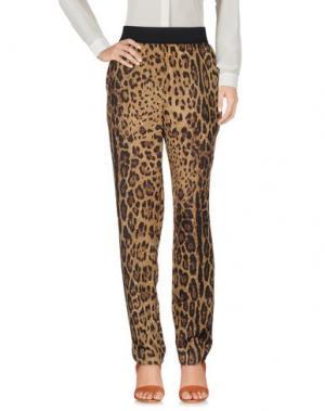 Повседневные брюки SANDRO. Цвет: верблюжий