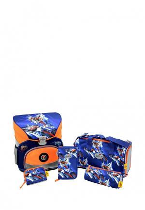 Рюкзак DerDieDas. Цвет: разноцветный