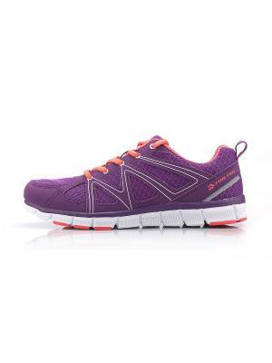 Кроссовки Alpine PRO. Цвет: темно-фиолетовый