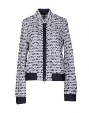 Куртка BRUNO MANETTI. Цвет: белый