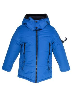 Куртка Bell bimbo. Цвет: морская волна