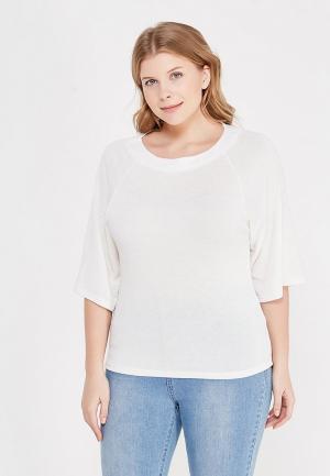 Джемпер S&A Style. Цвет: белый