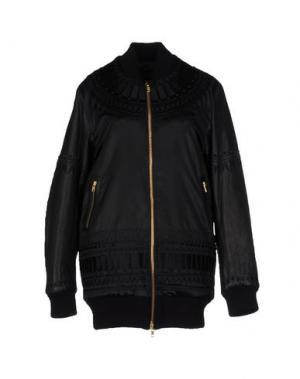 Куртка SKINGRAFT. Цвет: черный