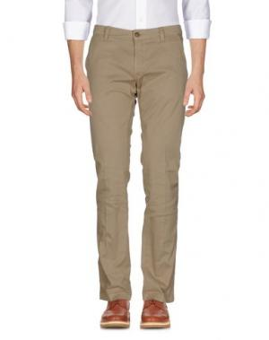 Повседневные брюки HEAVEN TWO. Цвет: бежевый