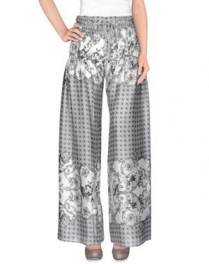 Повседневные брюки TENAX. Цвет: серый