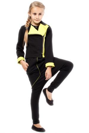 Пиджак KIDIN. Цвет: черный