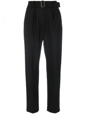 Укороченные брюки Kenzo. Цвет: чёрный