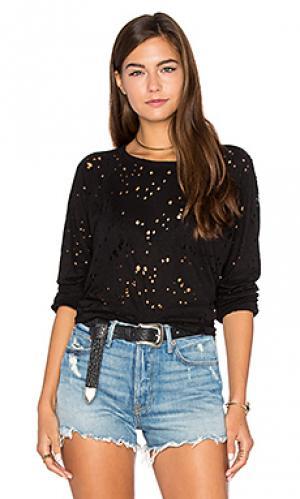 Пуловер kenny Michael Lauren. Цвет: черный