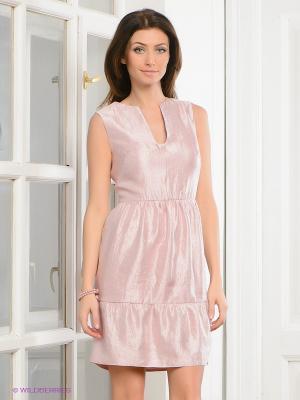 Платье Festival. Цвет: розовый