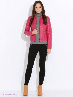 Куртка Finn Flare. Цвет: лиловый, розовый