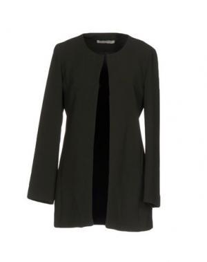 Пиджак PAOLO CASALINI. Цвет: зеленый-милитари