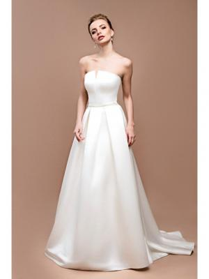 Платье Tavifa wedding fashion. Цвет: молочный