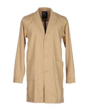 Легкое пальто PUBLISH. Цвет: бежевый