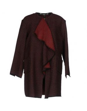 Легкое пальто MANILA GRACE. Цвет: черный