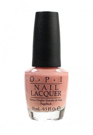 Лак для ногтей O.P.I. Цвет: розовый