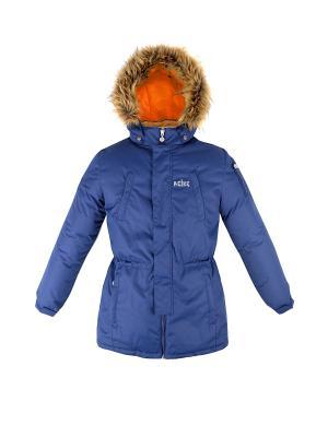 Куртка REIKE. Цвет: темно-синий